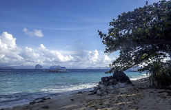 Paradise El Nido, Beach Island. This are taken in Palawan El Nido, Philippines one of the best tourist destination experience, you will experience peace and Royalty Free Stock Photo