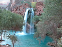 Paradise found. Shangrila Havasu Royalty Free Stock Photo
