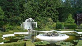 Paradise gardens Stock Photo
