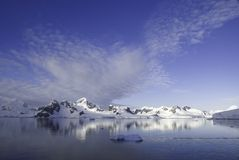 Paradise Harbor, Antarctica Royalty Free Stock Photography