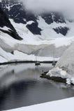 Paradise Harbor, Antarctica Stock Images