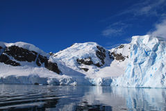Paradise Harbor, Antarctica Royalty Free Stock Photos