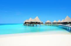 Paradise hotel Stock Photography