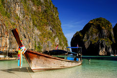 Free Paradise Island Royalty Free Stock Photo - 13524475