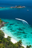 Paradise Island, Andaman Sea, Thailand Stock Photography