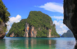 Paradise Island, Andaman Sea, Thailand Royalty Free Stock Photos
