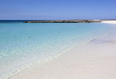 Paradise Island Beach Royalty Free Stock Photos