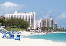 Paradise Island Beach Stock Photo