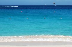 Paradise Island Beaches Stock Photography