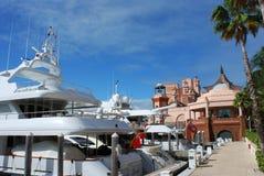 Paradise Island Harbour Royalty Free Stock Image