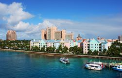 Paradise Island Landmark Stock Photography