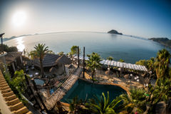 Paradise island Stock Images