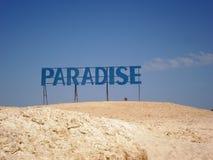 Paradise Island Stock Photography
