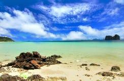 The paradise island in trang thailand Royalty Free Stock Photos