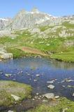 Paradise mountain Stock Photos