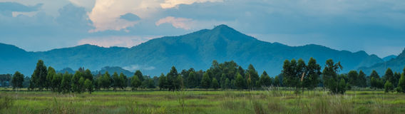 Paradise mountain. The beautiful nature in thailand Stock Photo