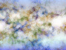 Paradise pearl luxury blur bokeh background Royalty Free Stock Image