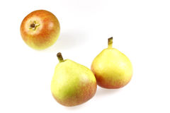 Paradise pears Stock Photography