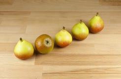 Paradise pears Stock Photos