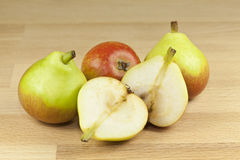 Paradise pears Royalty Free Stock Photo