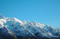 Paradise places in New Zealand / Mount Cook National Park. Aoraki/Mount Cook National Park is in the South Island of New Zealand, near the town of Twizel. Aoraki Royalty Free Stock Photo