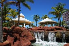 Paradise Resort Royalty Free Stock Photo