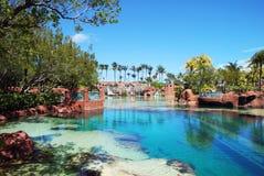 Paradise Resort Royalty Free Stock Photos