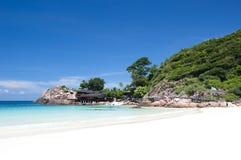 Paradise sea Stock Image