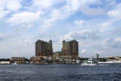 Paradise sur le Golfe photos stock