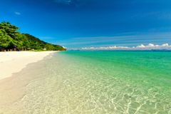 Paradise in thailand Royalty Free Stock Photography