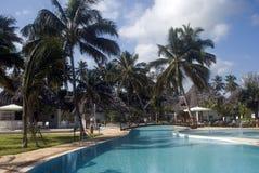 Paradise, Uroa, Zanzibar, Tanzania Royalty Free Stock Photo
