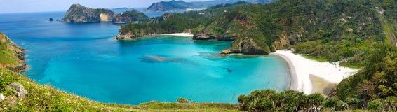 Paradise view, southern Japan Stock Photo