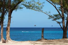 Paradise Waiting... Royalty Free Stock Photography