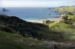 Paradisfjärd - Nya Zeeland Arkivbilder