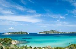 Paradisiac beach Stock Photos