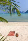 Paradisiac beach of Koh Phi Phi Stock Photography
