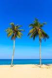Paradisiac beach in Phuket Royalty Free Stock Photos
