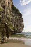 Paradisisk strand på hae Yao, Trang, Thailand Royaltyfri Bild