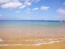 Paradisisk strand, Tenerife Royaltyfria Bilder