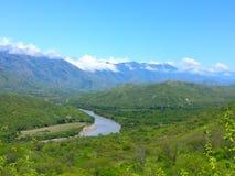 Paradiso реки стоковая фотография rf