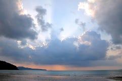 Paradiso della nuvola Fotografie Stock