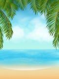 Paradiso di bora di Bora illustrazione di stock
