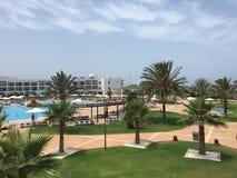 Paradiso nel maroc Immagine Stock