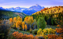 Paradiso Ridge Fotografie Stock Libere da Diritti