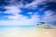 Paradiso tropicale immagine stock