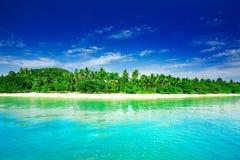 Paradiso tropicale Fotografie Stock Libere da Diritti
