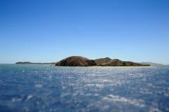 Paradiso tropicale dell'isola fotografia stock libera da diritti