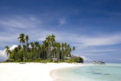 Paradiso tropicale dell'isola Immagine Stock