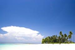 Paradiso tropicale dell'isola Immagini Stock