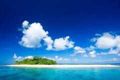 Paradiso tropicale di vacanza dell'isola Immagini Stock Libere da Diritti